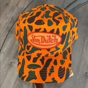 Brand New Von Dutch Hat.